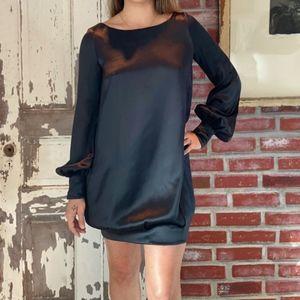 Alexander McQueen Dresses - Alexander McQueen Black Cocktail Dress